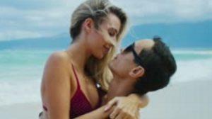 Sex mit einer Liebesschaukel